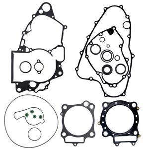 Complete Full Engine Cylinder Gasket Kit for Honda CRF450R