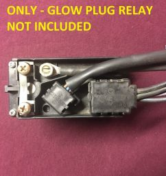 glow plug controller wiring harnes [ 1200 x 1600 Pixel ]