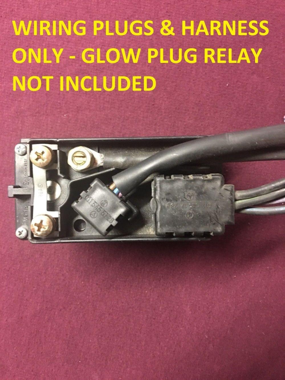 medium resolution of glow plug controller wiring harnes