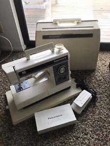 Sears Kenmore 158 Sewing Machine : sears, kenmore, sewing, machine, TESTED, WORKS, Sears, Kenmore, Portable, Sewing, Machine, 158-1457180, Pedal