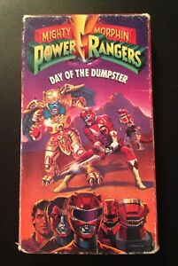 Power Rangers Day : power, rangers, Mighty, Morphin, Power, Rangers, Dumpster
