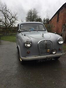 Austin A35 car 1959 tax and mot exempt congestion charge and LEZ exempt