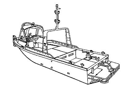 Ford, Sabre, Perkins 212, 255 6 Cylinder Marine Diesel #4