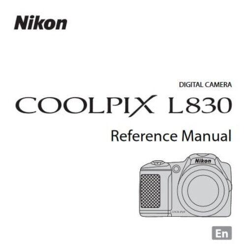 NIKON COOLPIX S550 DIGITAL CAMERA USERS MANUAL & Quick