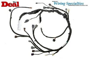 Wiring Specialties Engine Tranny Harness for S14 SR20DET