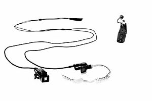 Impact Quick Release 2-Wire Earpiece for Motorola APX6000
