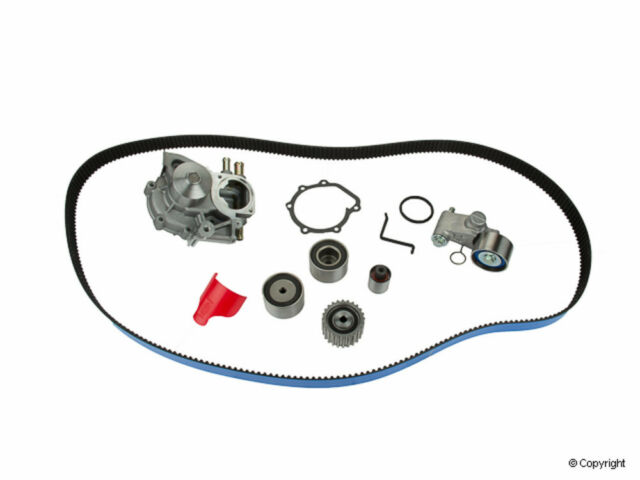 Engine Timing Belt Kit with Wate fits 2004-2009 Subaru