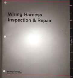 vw manual 871003 volkswagen wiring harness service repair training manual exam ebay [ 1600 x 1600 Pixel ]