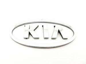 2001-2005 KIA SPECTRA REAR TRUNK EMBLEM LOGO BADGE SIGN