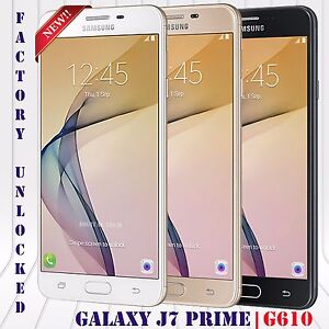 Samsung Galaxy J7 Prime 2016 32GB SM-G610F/DS Dual Sim (FACTORY UNLOCKED) 5.5""