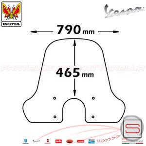 Parabrezza Paravento Con Attacchi Isotta Piaggio Vespa GT