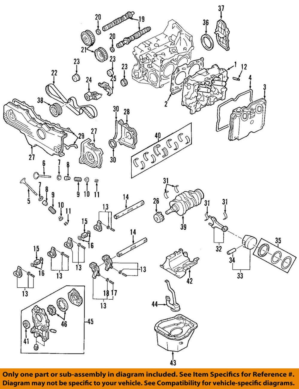 medium resolution of ej25 engine diagram wiring diagram query 2008 subaru boxer engine diagram