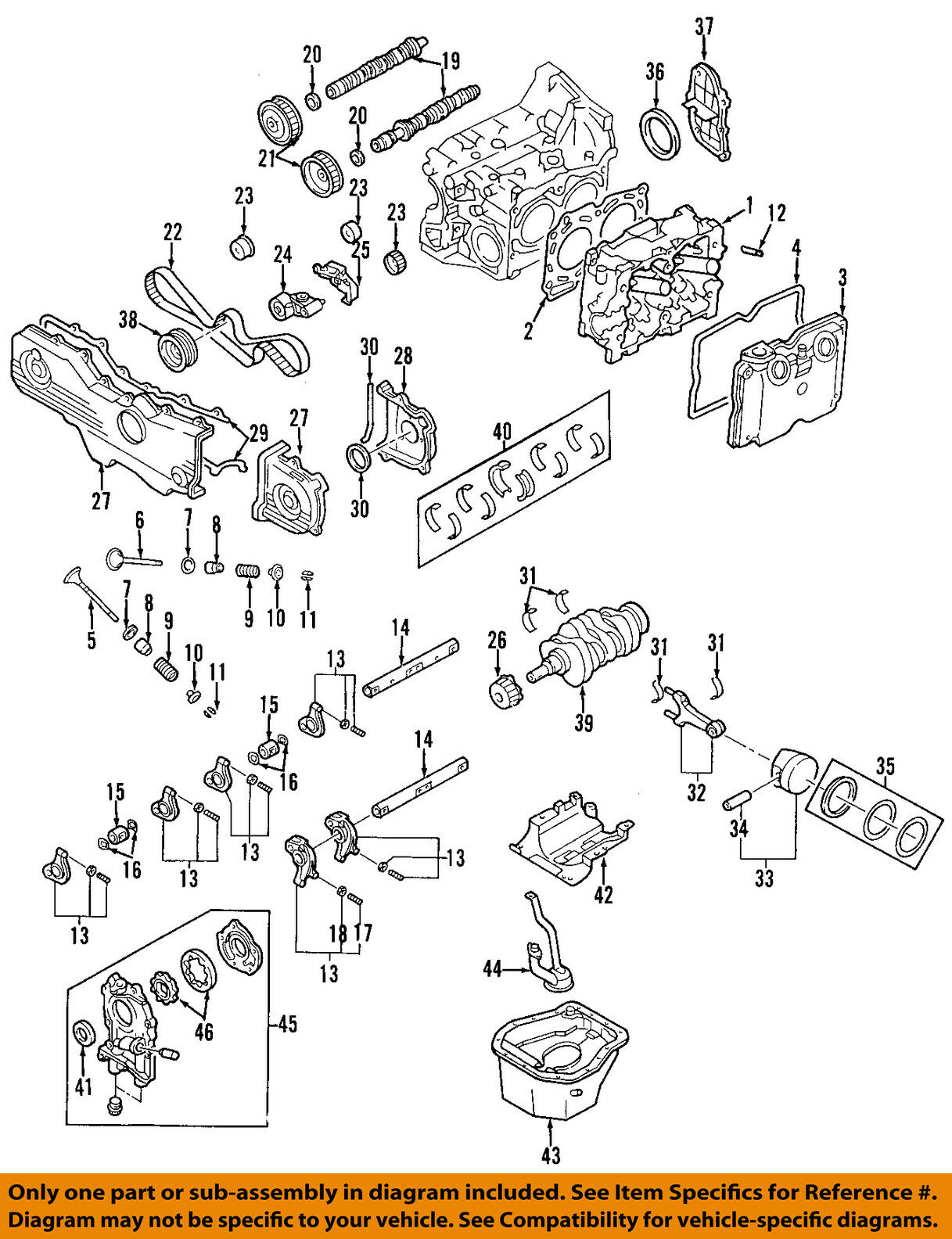 hight resolution of ej25 engine diagram wiring diagram query 2008 subaru boxer engine diagram