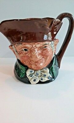 Royal Doulton Character Jugs & Toby Jugs, Seated Tobies