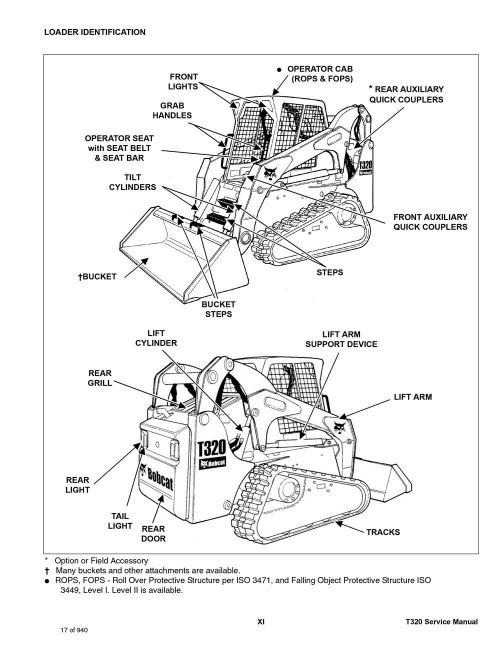 small resolution of bobcat t320 parts diagram wiring diagram forward bobcat 320 wiring diagram bobcat t320 compact track loader