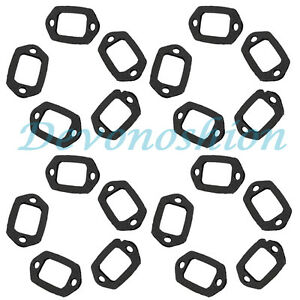 NEW 20PCS MUFFLER EXHAUST GASKET FIT HUSQVARNA 570 575