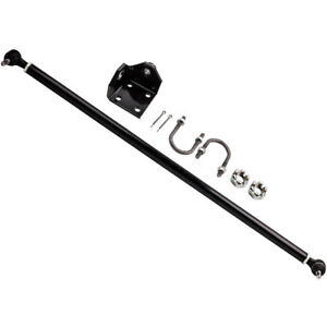 Adjustable Heavy Duty Drag Link Steering Arms Rod for