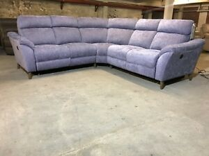 sienna sofa corey collection 2 piece sectional with chaise brand new fabb sofas fabric recliner corner lavender image is loading