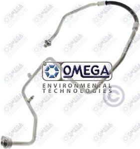 Omega A/C Liquid Line Fits: 05-10 Dodge Dakota (See Chart