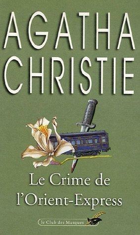 Agatha Christie Le Crime De L Orient Express : agatha, christie, crime, orient, express, Crime, Orient, Express, (Trade, Paperback), Online