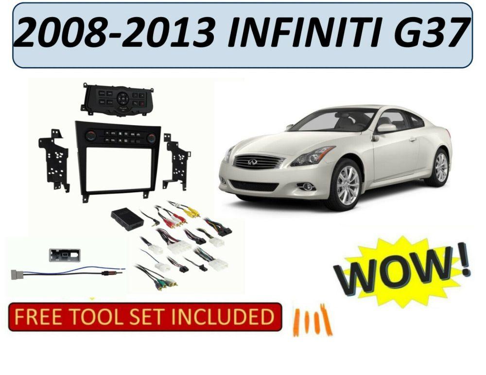 medium resolution of metra 99 7625b 2008 2013 infiniti g37 installation kit for sale online ebay