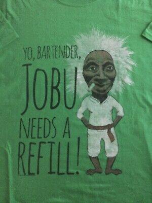 Jobu Needs A Refill : needs, refill, Major, League, Bartender, Needs, Refill, T-shirt, Medium, (JR63)
