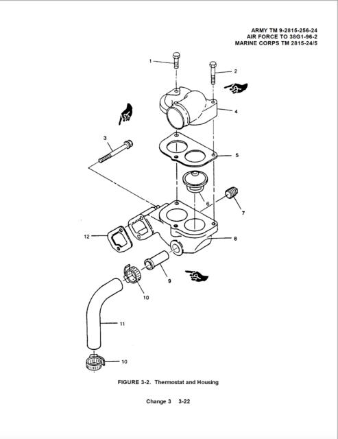 271 Page JOHN DEERE DIESEL ENGINE MODEL 6059T 6 CYLINDER 5