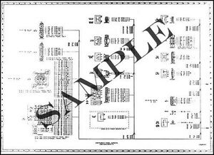 1987 GMC Brigadier Wiring Diagram Original Heavy Truck