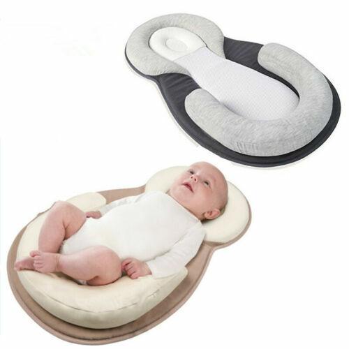 cots cribs anti flat head baby bed sleepy dreams ergonomic portable baby pillow crib matt stimex