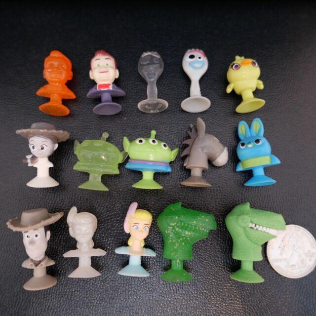 Toy Story 4 Micro Popz Lot 15 Gabby Alien Forky Rex Bullseye Woody Vincent Peep Ebay