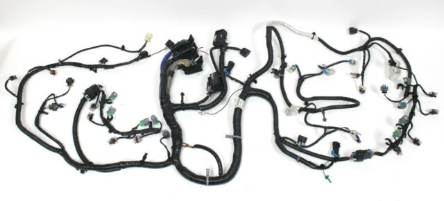 2013-2015 Chevrolet Camaro SS Manual Engine Wiring Harness