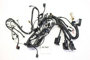 NEW OEM GM CADILLAC XT5 ENGINE WIRING WIRE HARNESS 17 18