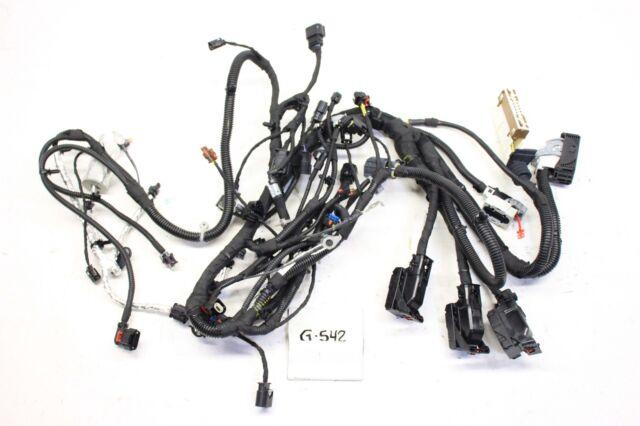 NEW OEM GM CADILLAC XT5 ENGINE WIRING WIRE HARNESS 17 18