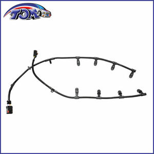 Glow Plug Harness Left & Right Kit For 04-10 Ford 6.0L