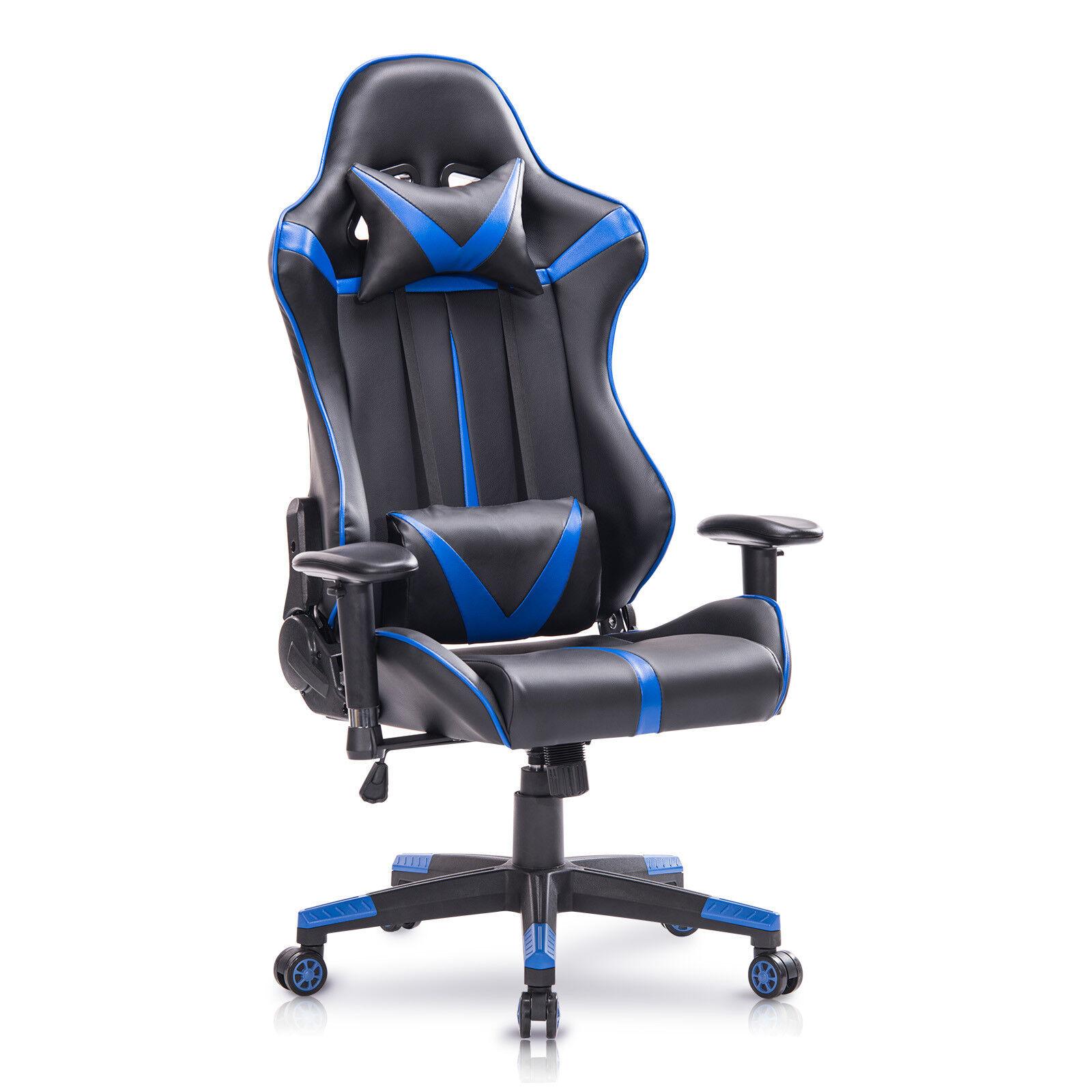racing chaise en similicuir chaise de