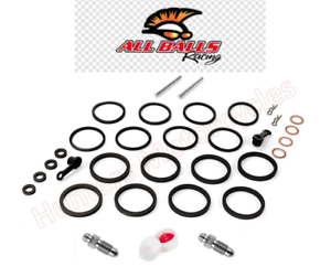 Kawasaki ZZR1100D Front Brake Caliper Seals Pins Repair