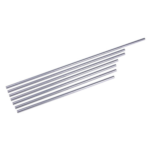 Optical Axis Smooth Rod Linear Bearing Shaft Rail Fit for