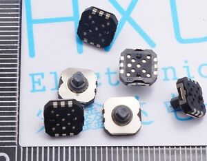 7 way navigation white rodgers thermostat wiring diagram 1f86 344 10x 7mm 5 momentary push button smd tactile switch menu image is loading