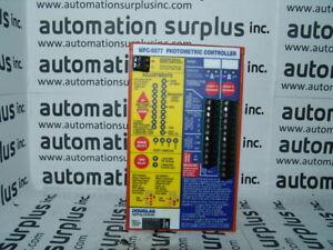 details about douglas lighting controls wpc 5577 photometric controller
