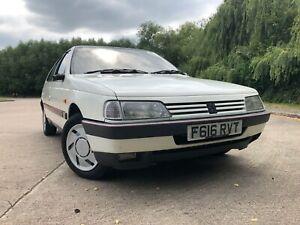 1989 Peugeot 405 SRi 1.9 Barn find RARE