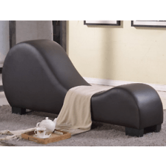 Yoga Sofa L Shaped Bed Uae Chair Chaise Lounge Sex Loveseat Lounger Sleeper Bonded Image Is Loading
