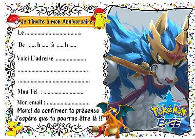 pokemon carte de joyeux anniversaire