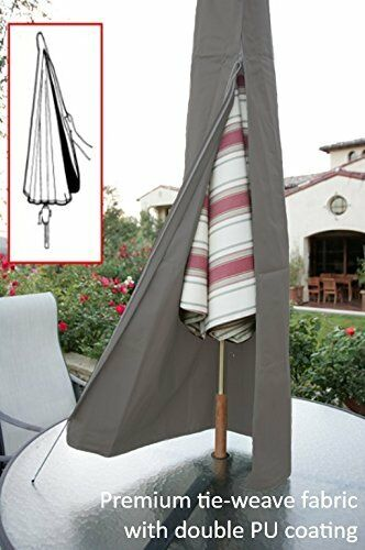 formosa covers patio umbrella cover fits 7ft to 11ft umbrellas