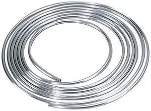 Allstar Performance Aluminum Fuel Lines 3/8 inch x 25 feet