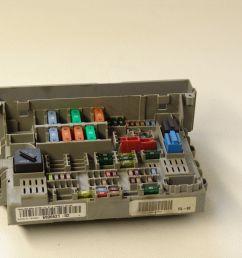 oem bmw e90 2005 3 series fuse power distribution box 6906621 bmw e93 fuse box wiring [ 1600 x 1200 Pixel ]