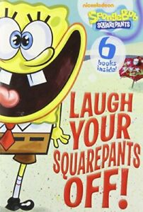 Spongebob Laugh : spongebob, laugh, SpongeBob:, Laugh, Squarepants, Off!:, Collection..., Nickelodeon, 9780857072320