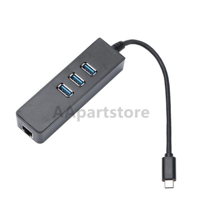 rj45 to thunderbolt leviton slide dimmer wiring diagram usb c 3 1 type 0 hub ports gigabit ethernet adapter
