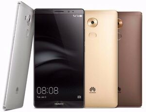 "Huawei Mate 8 64GB NXT-L29 Mocha (FACTORY UNLOCKED) 6.0"" Full HD , 16MP"