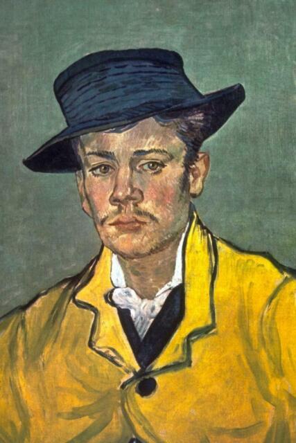 Vincent Van Gogh Armand Roulin Cool Wall Decor Art Print   eBay