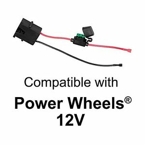 SafeAMP Wire Harness Connector Fisher-Price Power Wheels